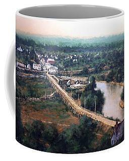 La Center Wa Circa 1915 Coffee Mug