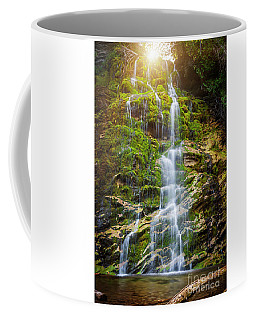 Coffee Mug featuring the photograph La Chute by Elena Elisseeva