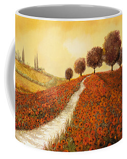 La Collina Dei Papaveri Coffee Mug