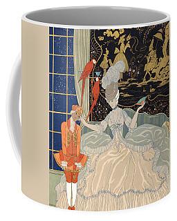 La Comtesse From Personages De Comedie Coffee Mug