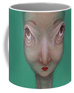 La Coquette  Coffee Mug by Yvonne Wright