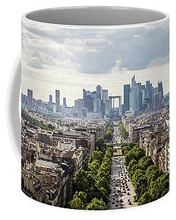 La Defense Paris Coffee Mug