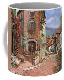 La Discesa Al Mare Coffee Mug
