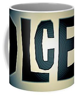 La Dolce Vita Symbol Coffee Mug