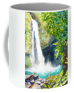 La Fortuna Waterfall Coffee Mug