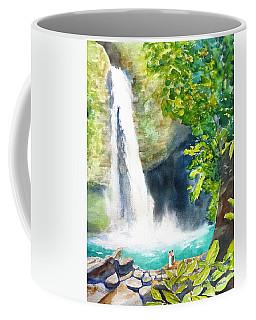 La Fortuna Waterfall Coffee Mug