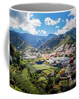 La Gomera Coffee Mug by Juergen Klust