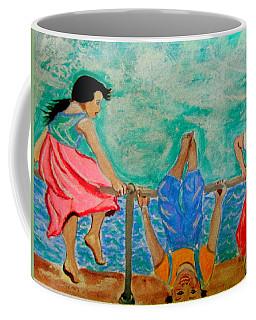 La Joie De Vivre Coffee Mug