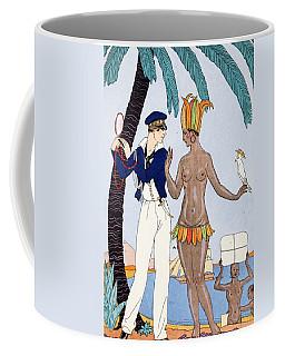 La Jolie Insulaire Coffee Mug