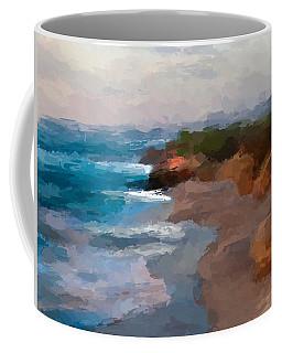 La Jolla California  Coffee Mug