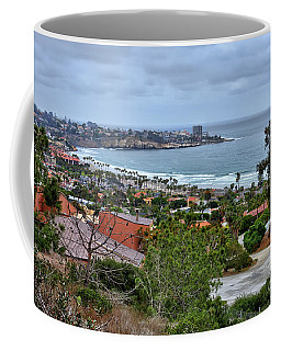La Jolla Shoreline Coffee Mug