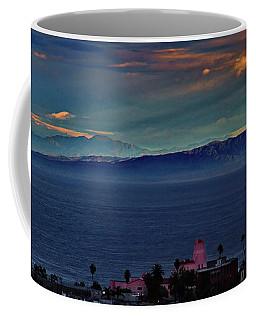 La Jolla Sunrise - Pink Lady Coffee Mug