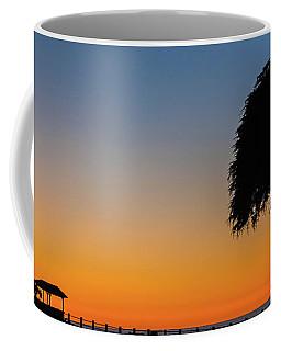 La Jolla Tree Silhouette Img 3 Coffee Mug