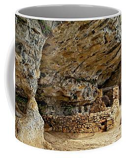 La Madeleine Ruins Coffee Mug