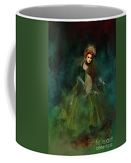 La Madonna Della Verde Coffee Mug by Jack Torcello