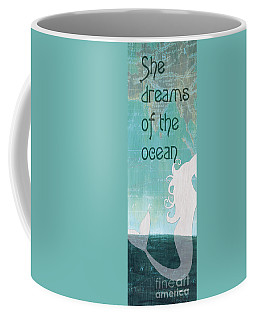 La Mer Mermaid 1 Coffee Mug