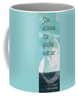 La Mer Mermaid 2 Coffee Mug