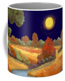La Musica Della Notte Coffee Mug