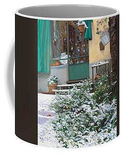 La Neve A Casa Coffee Mug