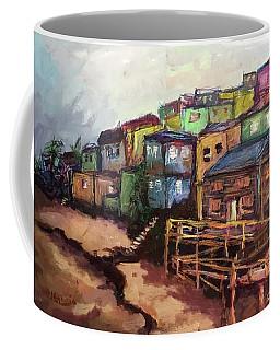 La Perla De Puerto Rico Coffee Mug