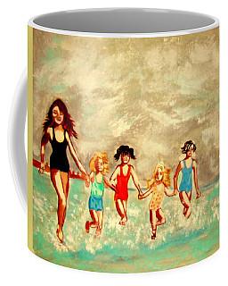 La Plage Coffee Mug
