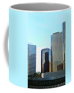 La Reflective Coffee Mug