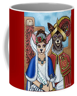 La Reina Y Devargas Coffee Mug