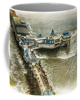 Coffee Mug featuring the photograph La Rosa Nautica - Peru by Mary Machare