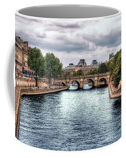 La Seine Coffee Mug by Jim Hill