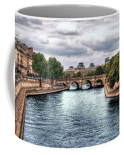 La Seine Coffee Mug