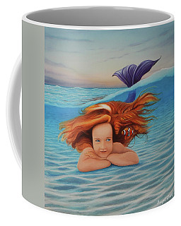 La Sirenita Coffee Mug