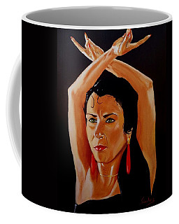 La Tati Coffee Mug by Manuel Sanchez