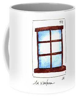 La Ventana Coffee Mug