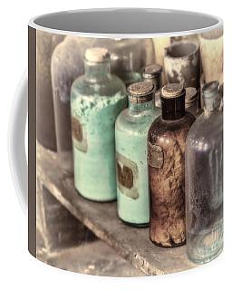 Lab Bottles Tinted Coffee Mug
