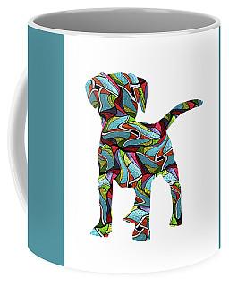 Lab Puppy Spirit Glass Coffee Mug