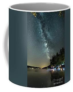 Labor Day Milky Way In Vacationland Coffee Mug