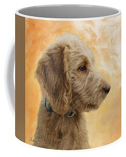 Labradoodle Puppy Coffee Mug