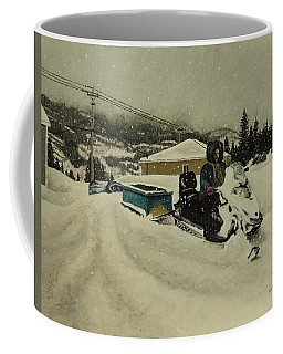 Labrador Nurse Coffee Mug