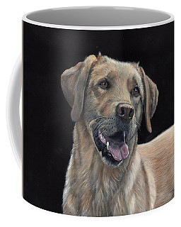 Labrador Portrait Coffee Mug