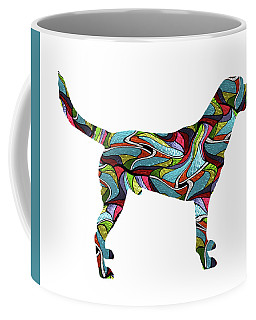 Labrador Retriever 2 Spirit Glass Coffee Mug