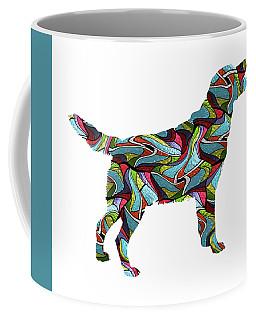 Labrador Retriever Spirit Glass Coffee Mug