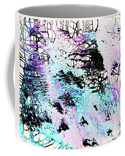 Labyrinthine Web Coffee Mug