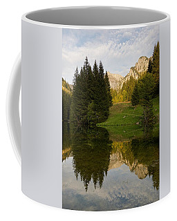 Lac De Fontaine Coffee Mug