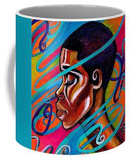 Laced Coffee Mug