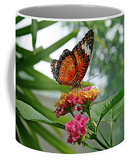 Lacewing Butterfly Coffee Mug