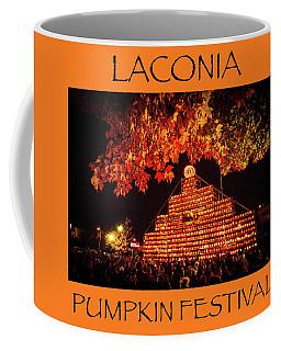 Laconia Pumpkin Festival Graphic Design 4 Coffee Mug