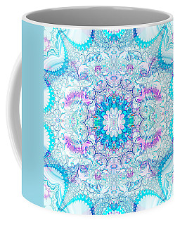 Lacy Mandala Coffee Mug