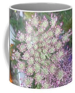 Lacy Coffee Mug