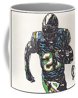 Ladainian Tomlinson 1 Coffee Mug by Jeremiah Colley