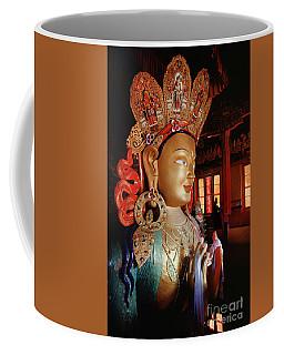 Coffee Mug featuring the photograph Ladakh_41-2 by Craig Lovell